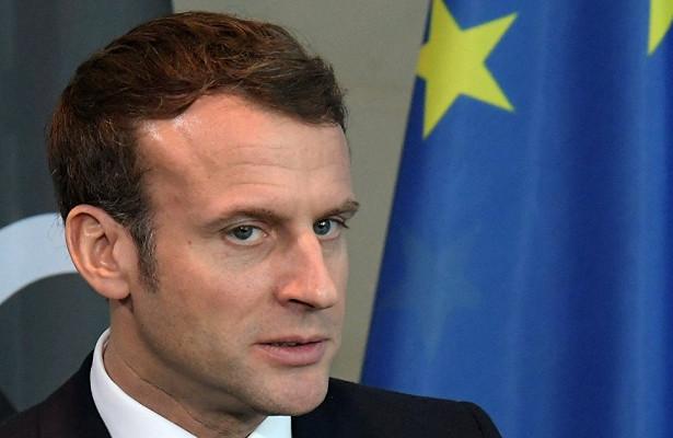 Ouest-France (Франция): Опрос. Макрон иЛеПенсовсем рядом впервом туре за18месяцев довыборов
