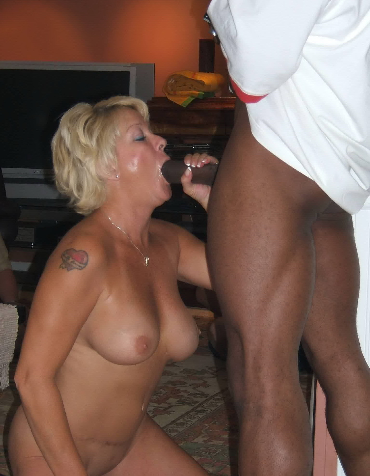 Interracial mature blog