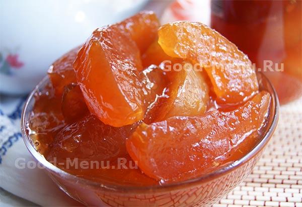 варенье из яблок рецепт с фото