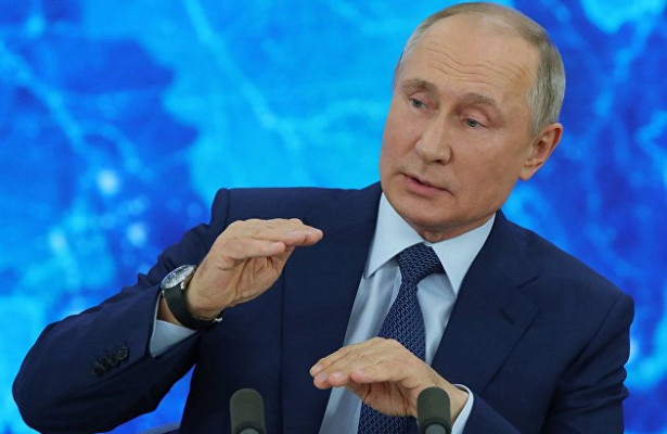Путин напомнил, кому нельзя иметь активы зарубежом