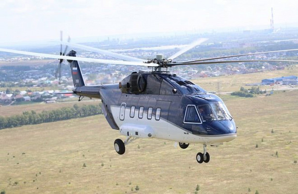 Винтокрылый алюминий. Летные итехнические характеристики Ми-38