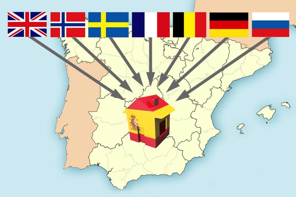 В каком регионе испании лучше покупать недвижимость
