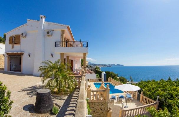 Испания снять жилье у моря