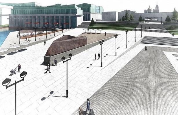 Верх-Исетский завод превратят вбизнес-парк сводопадом