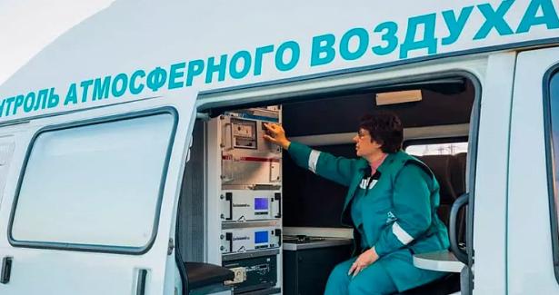 ВРаменском округе Минэкологии проверило качество воздуха