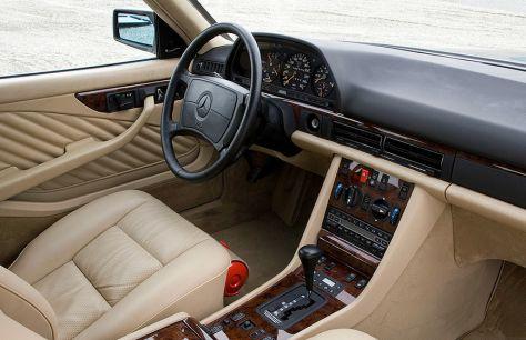Самые роскошные ибезумные интерьеры автомобилей 80-хгодов