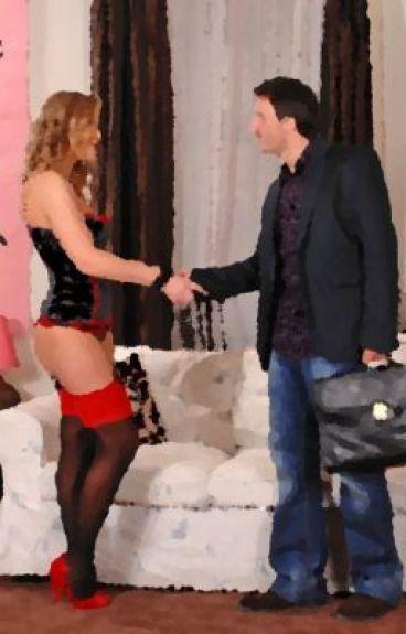 Bondage oral sex video