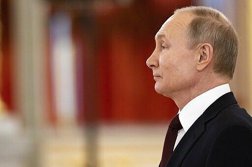 Журналист встретился сПутиным иоценил егоздоровье