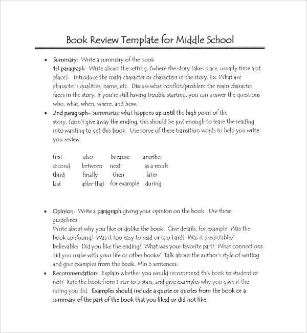 Buy book review samples