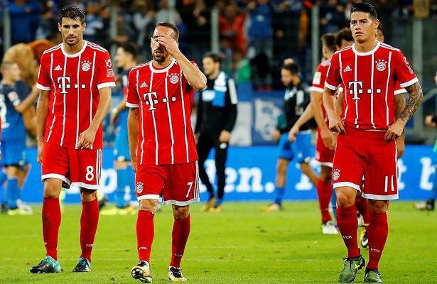 «Бавария», «Ливерпуль», «Реал», «Спартак»— вобзоре дня