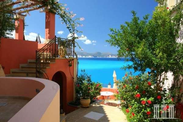 Квартира в остров Пиргос на побережье