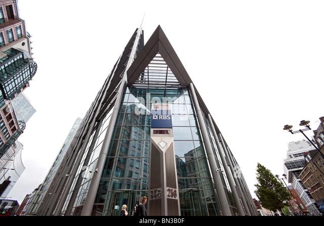 Royal bank of scotland uk headquarters number