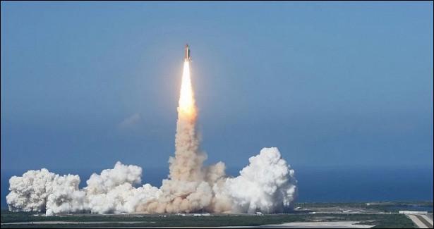 СМИ: ступень китайской ракеты может войти ватмосферу Земли надСредиземным морем