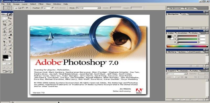 Softonic - Adobe Photoshop 701 Update - Download