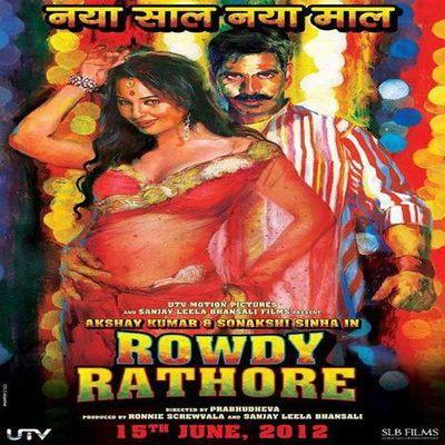 Chamak Challo Chel Chabeli - Rowdy Rathore - Akshay