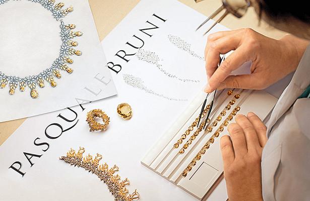 Игривые драгоценности Pasquale Bruni