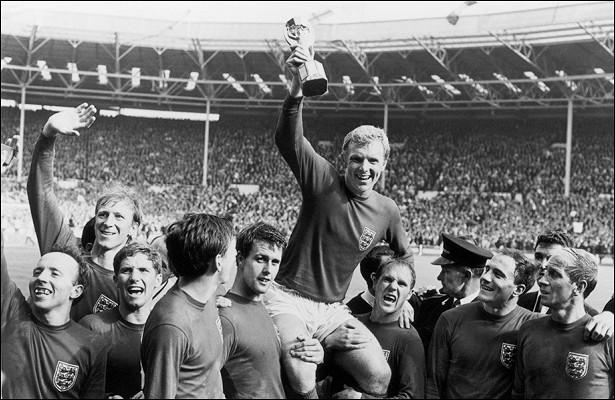 Лучшие матчи чемпионатов мира. Финал 1966 года, видео