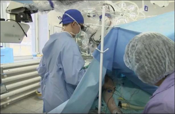 «Ужас какой-то!» Нижегородские врачи рассказали обуникальной операции нацентральном телеканале
