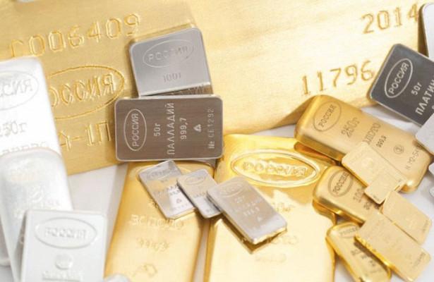 Россия увеличила вывоз золота изстраны втрираза