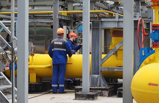 Европа нафоне холодов нарастила закупки российского газа