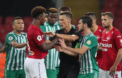 Айдамиров: футболисты «Ахмата» победили «Спартак» засчет проявленной самоотдачи