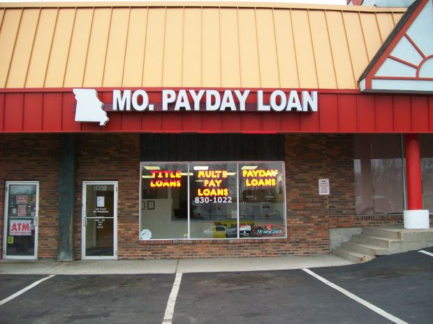 Blue springs payday loans