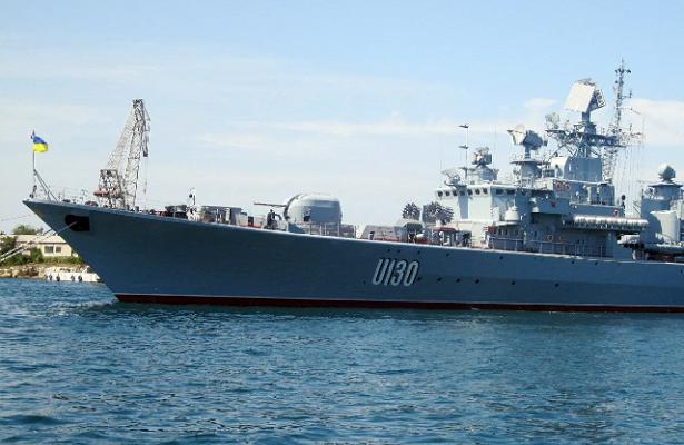НаУкраине признали небоеспособность флагмана своего флота