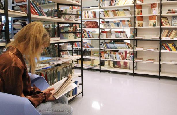 Ремонт Первой научно-популярной библиотеки завершат доконца апреля