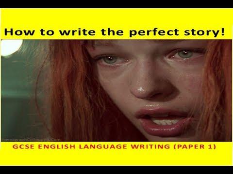 GCSE English - Original Writing - universalteacherorguk