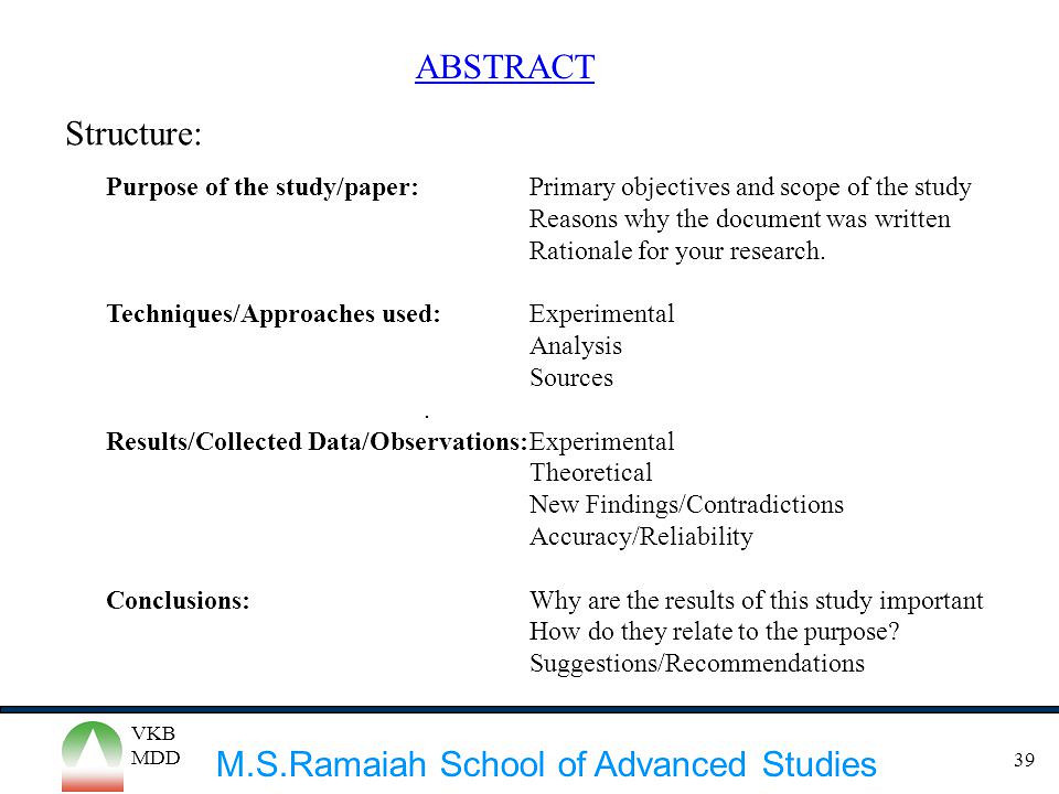 Write my objectives in research paper example