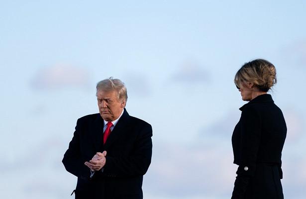 Трамп пообещал подыскать себе новое занятие