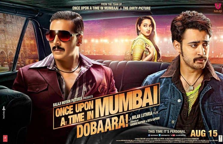 Once Upon a Time in Mumbai Dobaara HD Movie Download