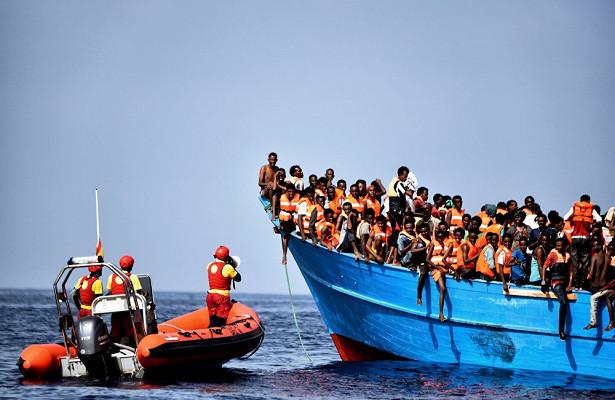 Цена «билета» вЕвропу подскочила длябеженцев до7тысяч евро