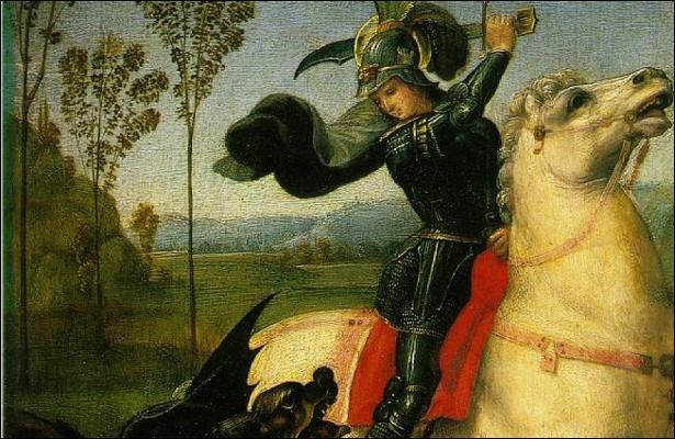 Святой Георгий Победоносец: очемемумолятся ипочему онтакпопулярен вРоссии?