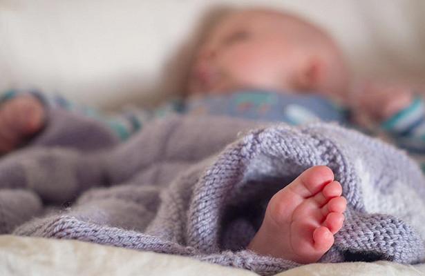 Ребенок родился сантителами кCOVID-19