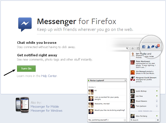 Download Messenger for Desktop - free - latest version