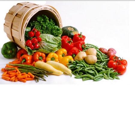 Какие фрукты и овощи помогают быстро похудеть