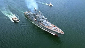 «Вооруженный дозубов» корабль России оценили вСША