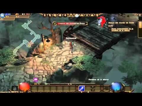 Game Movies: Drakensang Online Gameplay Trailer #3
