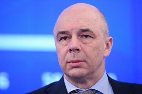 Силуанов видит риски усиления санкционного давления наРоссию в2021 году