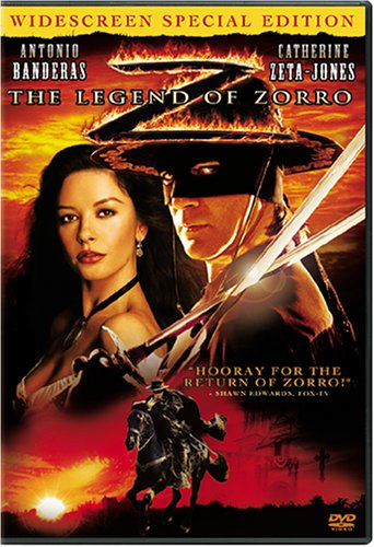 The Legend of Zorro - Catherine Zeta-Jones Wiki