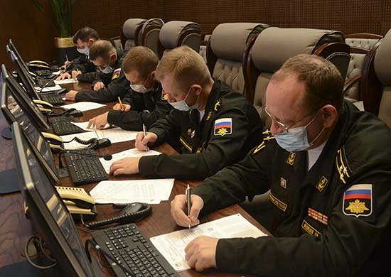 НаЧерноморском флоте прошёл Географический диктант