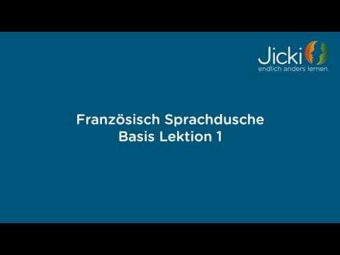 Franzsisch lernen mit Dialog # 10 dialogues - YouTube