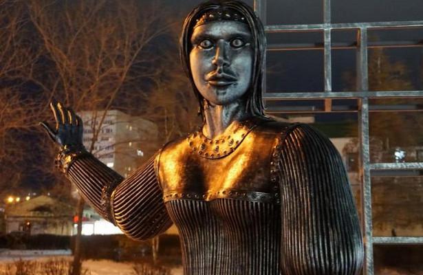 Жириновский заступился заскандальный памятник «Аленке»