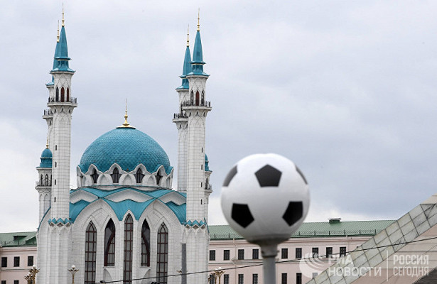 Казань каканомалия, гдеислам иправославие сосуществуют вгармонии
