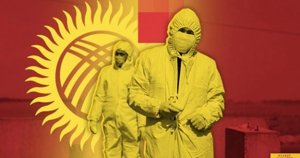 ВКиргизию прибыла первая партия казахской вакцины «QazVac»