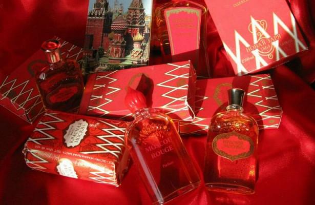 Чарующий аромат родины. История парфюма