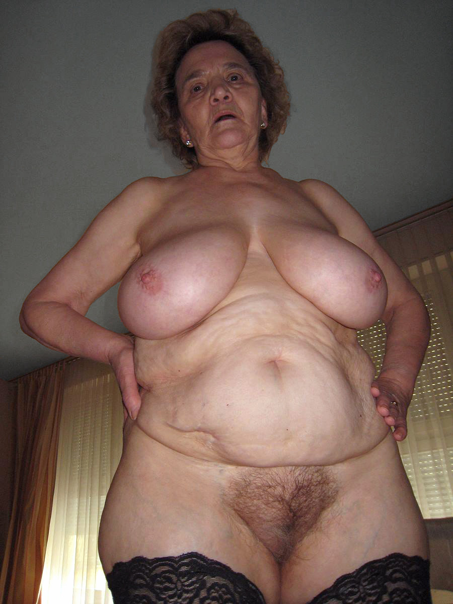 Pictures of naked fat grannies — pic 4