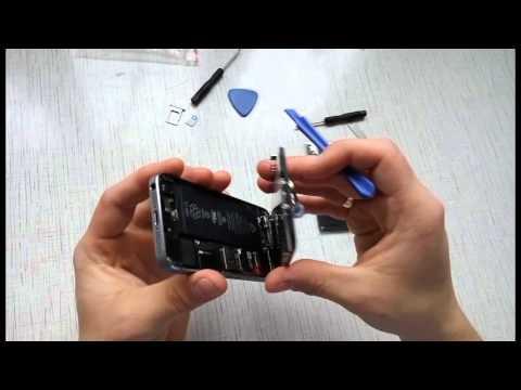 Батарея для iphone 5s с алиэкспресс