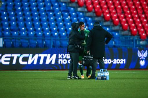 Игрок «СКА-Хабаровска» извинился перед Йевтичем зананесение травмы